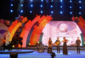 Performance in televisione – Cina 2011