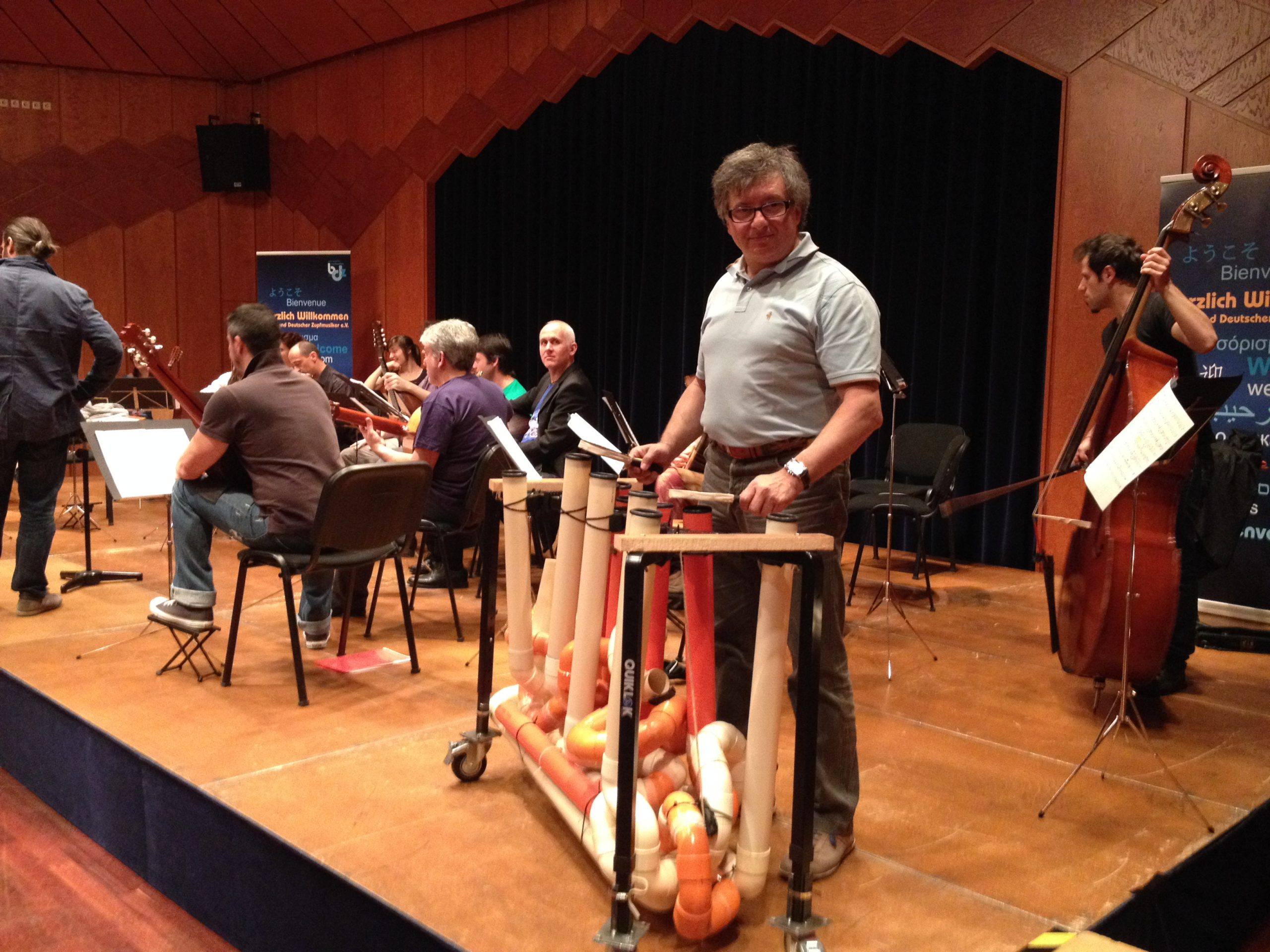 Prove al Festival di Bruchsal – Germania