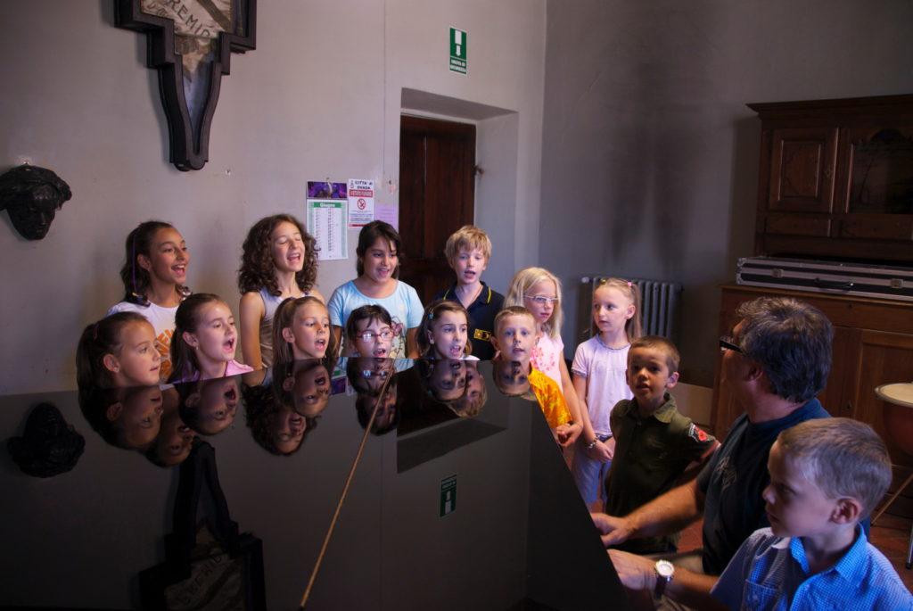 Propedeutica musicale con il maestro Chiddemi al piano