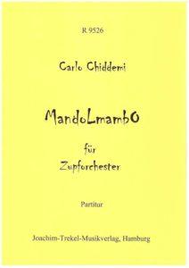 Mandolmambo-Partitura