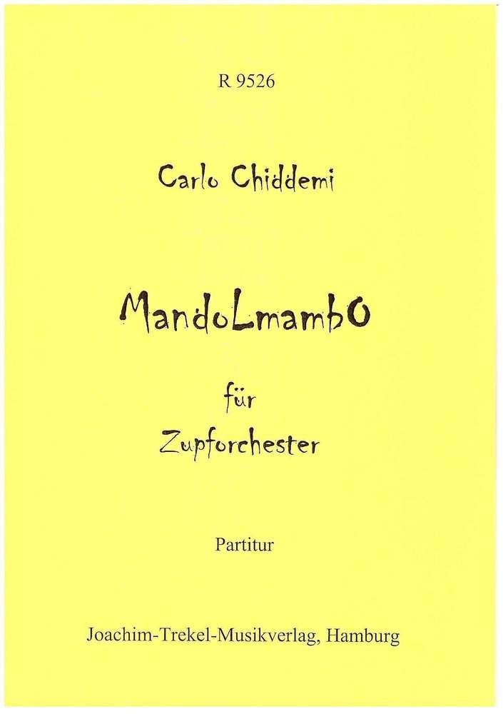 Mandolmambo - Partitura