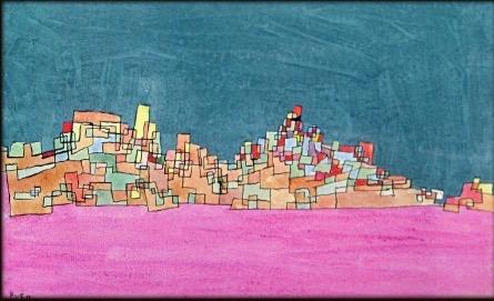 Paul Klee - Portoferraio - Isola d'Elba