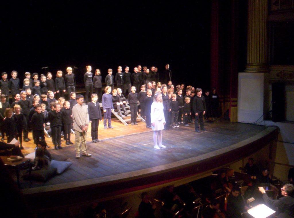 La voce rapita - Opera musicale Carlo Chiddemi - Savona 2007