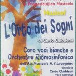 L'orto dei sogni - Opera musicale Carlo Chiddemi