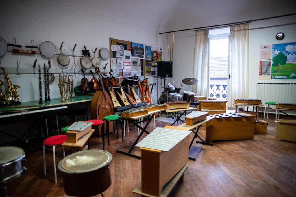 Percussioni - Scuola di musica Gavi
