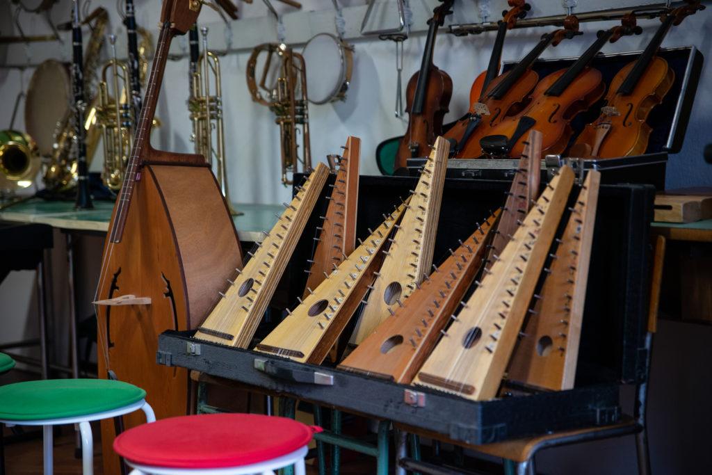 Salteri - Laboratorio Musicale A.F. Lavagnino di Gavi