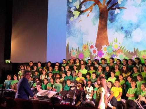 I bambini in coro