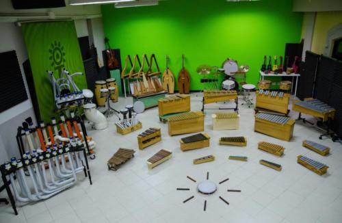 Strumentario - Scuola di musica Tortona - Carlo Chiddemi
