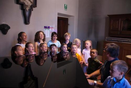 Propedeutica musicale - Alunni della scuola di Ovada